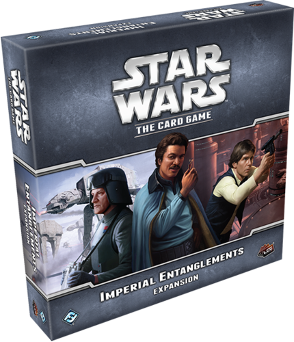 Star Wars Imperial Entanglements Expansion