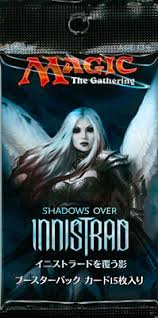 Magic the Gathering: Shadows Over Innistrad Booster JAPANESE