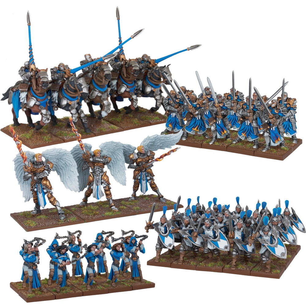 Kings of War Basilean Army