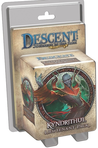 Descent: Journeys in the Dark: Kyndrithul Lieutenant Pack