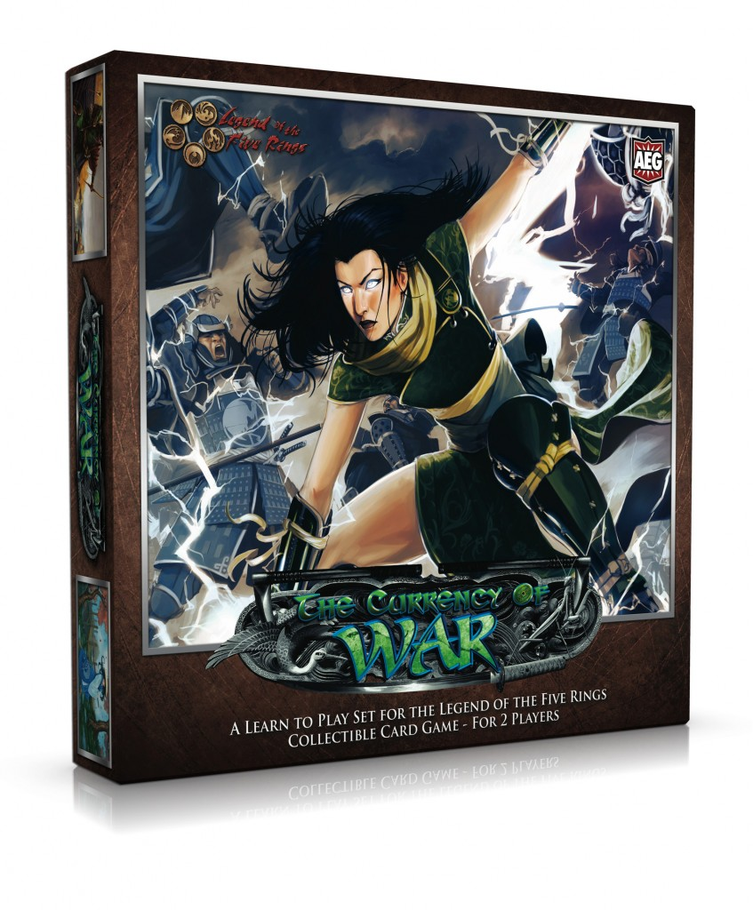 L5R: The Currency of War Learn to Play Set