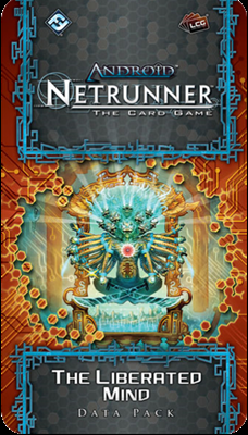 Android: Netrunner - The Liberated Mind (Data Pack)