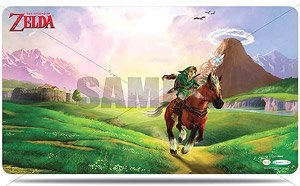 Legend of Zelda Link and Epona Play Mat