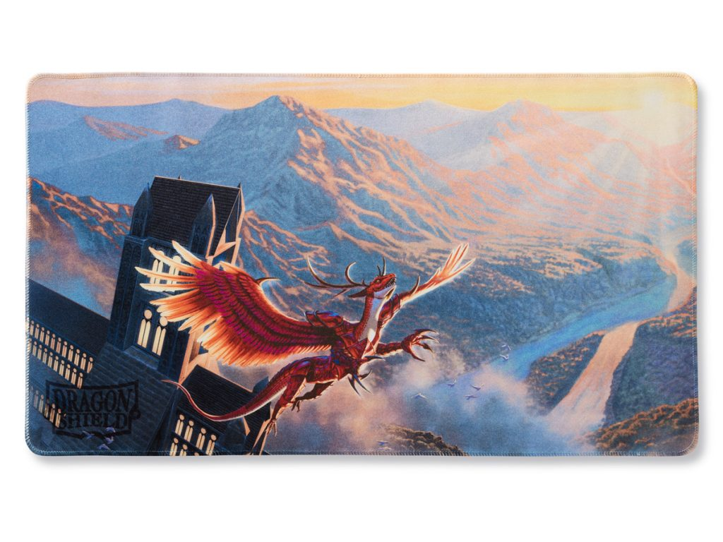 Dragon Shield Play Mat Crimson Logi AT-21521