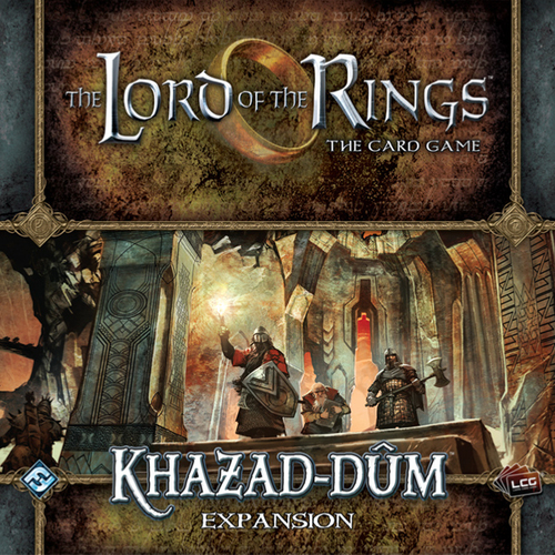 The Lord of the Rings (The Card Game): Khazad-Dûm Expansion