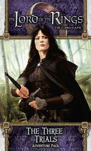 Lord of the Rings (LCG): The Three Trials Adventure Pack