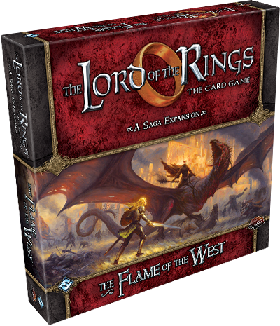 Lord of the Rings (LCG): The Flame of the West