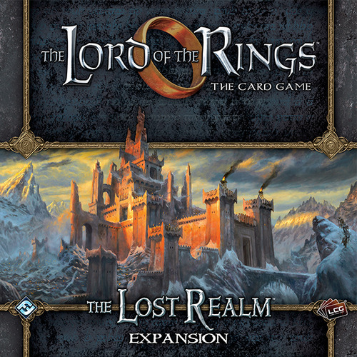 Lord of the Rings (LCG): The Lost Realm