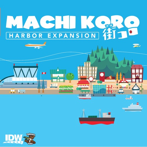 Machi Koro - Base Game