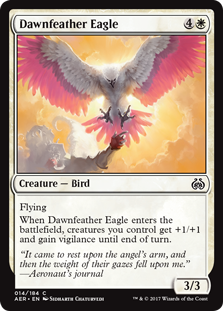 Dawnfeather Eagle (Foil)