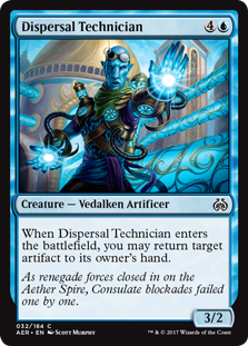 Dispersal Technician (Foil)