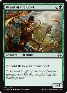 Druid of the Cowl (Foil)