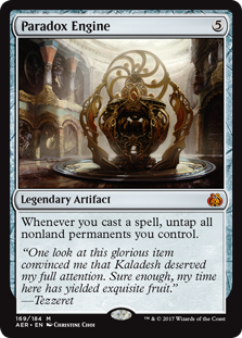 Paradox Engine (Foil)