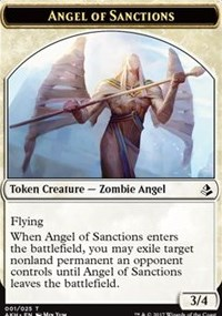 Angel of Sanctions Token