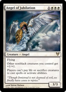 Angel of Jubilation (Foil)