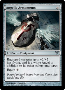 Angelic Armaments (Foil)