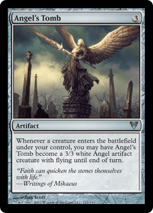 Angel's Tomb (Foil)