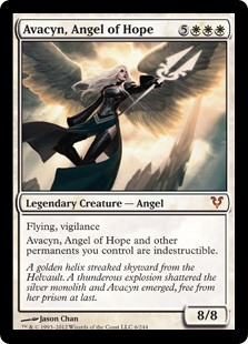 Avacyn, Angel of Hope (Foil)