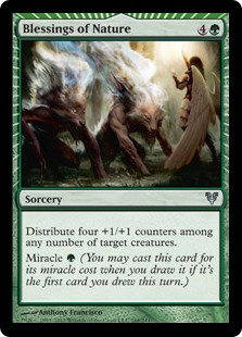 Blessings of Nature (Foil)