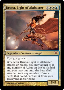 Bruna, Light of Alabaster (Foil)