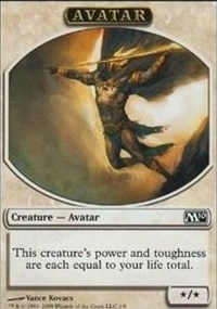 Avatar Token - Magic 2010