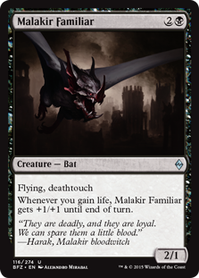 Malakir Familiar (Foil)