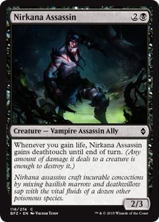 Nirkana Assassin (Foil)