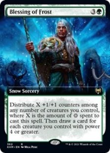 Blessing of Frost (Extended Art)