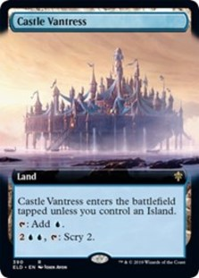 Castle Vantress (Extended Art Foil)