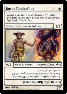 Bushi Tenderfoot