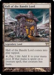 Hall of the Bandit Lord (Foil)