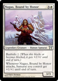 Nagao, Bound by Honor (Foil)