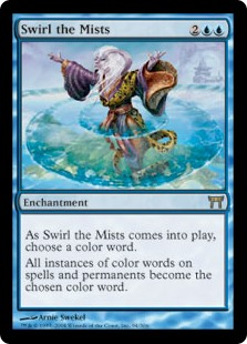 Swirl the Mists (Foil)