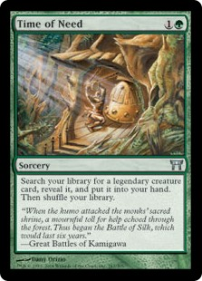 Time of Need (Foil)
