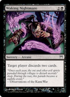 Waking Nightmare (Foil)