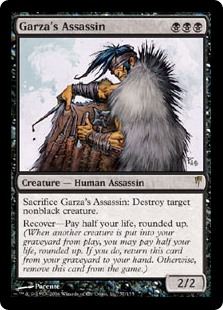 Garza's Assassin (Foil)