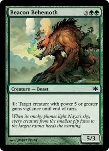Beacon Behemoth (Foil)