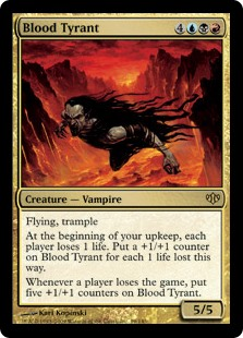 Blood Tyrant (Foil)