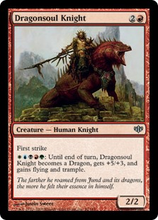 Dragonsoul Knight (Foil)