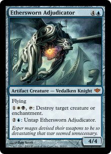 Ethersworn Adjudicator (Foil)
