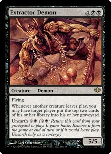 Extractor Demon (Foil)