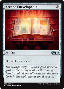 Arcane Encyclopedia (Foil)