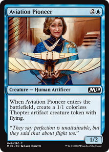 Aviation Pioneer (Foil)