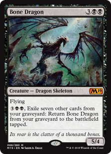 Bone Dragon (Foil)