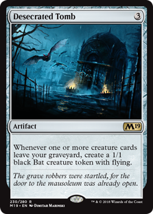 Desecrated Tomb (Foil)