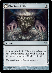 Chalice of Life // Chalice of Death