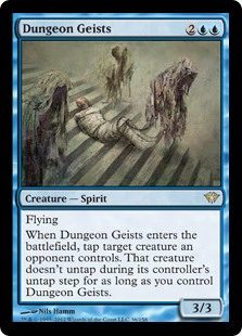 Dungeon Geists (Foil)