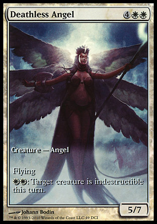 Deathless Angel - Game Day Promo