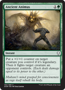 Ancient Animus (Foil)