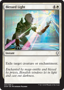 Blessed Light (Foil)